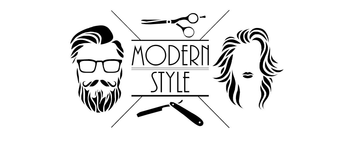 Salon Modern Style Frizerie Coafură Cosmetică Manichiură