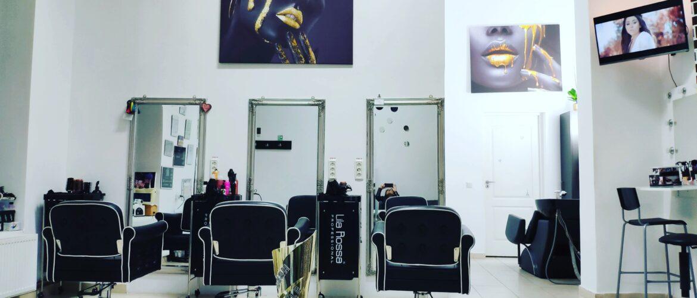 Interior Salon Modern Style